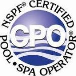 reliant pool service llc is NSPF Certified