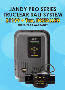 reliant pool service llc salt system
